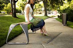 REST- urban furniture | http://www.designrulz.com/product-design/chair-product-design/2010/11/rest-urban-furniture/