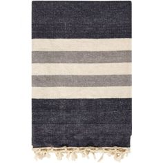 troy charcoal throw blankets