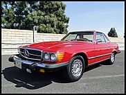 1976 Mercedes-Benz 450SL  $8750