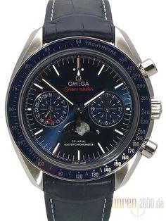 Omega Speedmaster Moonwatch Moonphase Chronometer 304.33.44.52.03.001