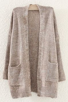 Long sweater //