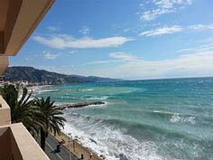 MENTON+APARTMENT+WITH+LARGE+BALCONY+FACING+AND+SEA+VIEW+++Holiday Rental in Menton Area from @HomeAwayUK #holiday #rental #travel #homeaway