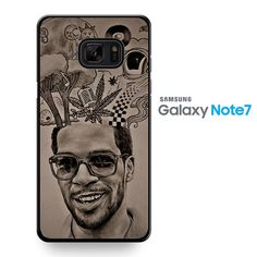 Kid Cudi TATUM-6166 Samsung Phonecase Cover For Samsung Galaxy Note 7