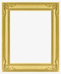 Rectangular gold frame PNG and Clipart Wedding Background Images, Frame Background, Vintage Photo Frames, Gold Picture Frames, Powerpoint Background Design, Mirror Gallery Wall, Scrapbook Frames, Frame Template, Templates