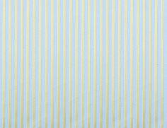 Blue Stripes, Blue Yellow, Fabric, Home Decor, Women, Tejido, Tela, Decoration Home, Room Decor