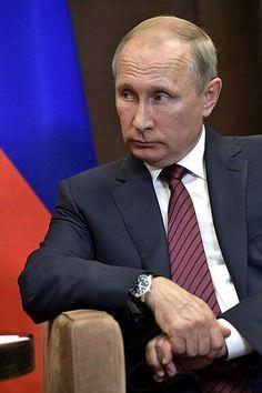 Vladimir Putin had a meeting with President of Armenia Serzh Sargsyan in Sochi.