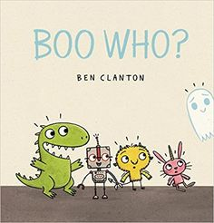 'Boo Who?' Struggling to fit in when you're new? Feel like you're invisible? A nice way to get a discussion going...