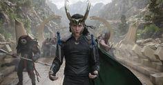 "3 Likes, 1 Comments - @_comics_and_movies on Instagram: ""Loki in ""Thor Ragnarok""  #thor #thorragnarok #marvel #loki #hela #hulk"""