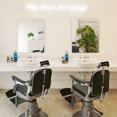 Friseurstuhl Haarschnitt Stuhl, WohltäTig Mode Friseur Stuhl
