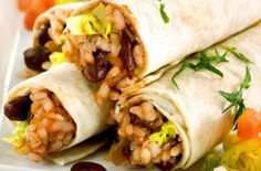 Cheap family meals: Recipes under £1 per head - Burritos - goodtoknow