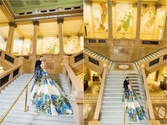 Katy and Phil's creative wedding at the Carnegie Museum of Art