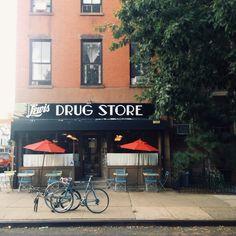 Clinton Hill, Brooklyn.
