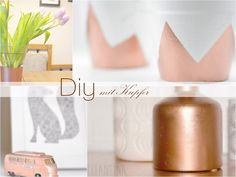 upcycling with copper: DIY by Titantina's Ideen