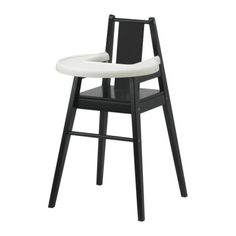 Modern high chair · Ikea