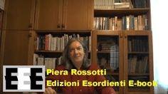 Piera Rossotti - YouTube Catturare l'attenzione del lettore Video di scrittura creativa di Piera Rossotti
