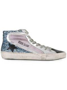 Golden Goose Deluxe Brand Slide hi-top sneakers