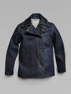 Nudie Jeans - Denim Peacoat