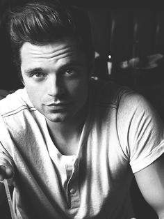 Sebastian Stan. First movie I ever saw this hottie in....the Covenant. He's been one of my faves ever since.