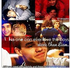Well hes Daddy Direction, what do you expect! What do you think about Liams protectiveness? comment and follow