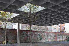 Baukunst - Brussels (Maxime Delvaux » Architectures)
