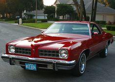 1975 Pontiac Lemans Sport Coupe