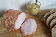 Schab na kanapki z szynkowara Cold Cuts, Camembert Cheese, Pork, Dairy, Homemade, Meat, Kale Stir Fry, Home Made, Pork Chops