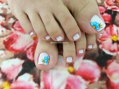 Work Nails, Paisajes, Pedicures, Nail Art