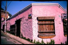 San Antonio. Barrio de artesanos, restaurantes, cafes. Cali-Colombia