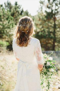 Stephanie Sunderland Photography. LDS Wedding. Utah wedding photographer. Mormon Weddings. Bridal session. Modest wedding dress. Bridal hair and makeup. Groom Shoes.