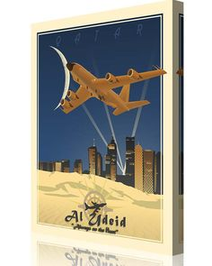 Share Squadron Posters for a 10% off coupon! Al Udeid – RC-135 #http://www.pinterest.com/squadronposters/