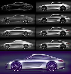 HD tuto 911 by head by Clement Morice