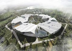 Gallery of CEBRA's Mixed Use Smart School Proposes a Rethink of Russia's Education System - 1