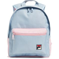 Fila Mini Backpack ( 25) ❤ liked on Polyvore featuring bags 0d90e54ed315f