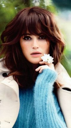 Gemma Arterton Her hair is my obsession! So gorgeous