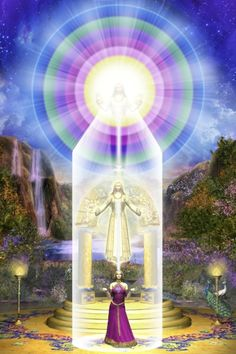 Bible guide for the New Age based primarily on the Teachings of the Ascended Masters including Jesus and Saint Germain as well as other sources. Bible Guide, Les Chakras, Ascended Masters, Mystique, Saint Germain, Visionary Art, New Age, Love And Light, Sacred Geometry