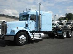 2007 Freightliner Tractor Truck w/ Sleeper for sale #truck #sale #Freightliner