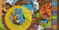 Cursed Treasure 2 für lau spielen. Tolles Tower Defense Game. Quelle: http://www.defense-tower.de/games/cursed-treasure-2.html