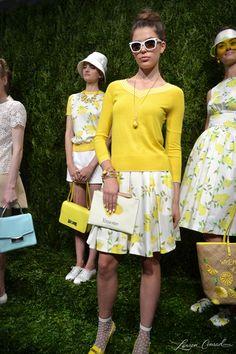 Fashion Week: Kate Spade Spring 2014 Spotlight | LaurenConrad.com