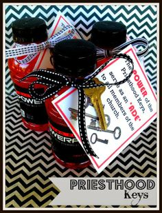 Priesthood Handouts. From Marci Coombs' Blog