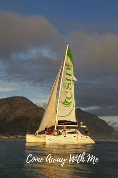 Enjoy a glorius sunset cruise while being powered only with the wind. Snacks and drinks are included.