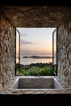 Cowes Bay Residence, Waiheke Island, New Zealand - The Cool Hunter - The Cool Hunter Waiheke Island, Interior Architecture, Interior Design, Luxury Interior, Lokal, Decoration Inspiration, New Zealand, Sydney, New Homes
