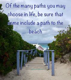 Who wants to take this path? #Beach #BeachLiving #MyrtleBeach #MyrtleBeachLife #MyrtleBeachHomes