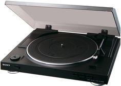 Проигрыватель Sony PS-LX300USB – новая жизнь виниловых пластинок MOYO