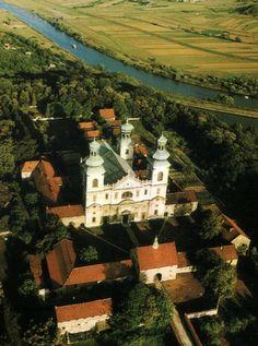 Klasztor oo. Kamedułów na Bielanach. Kraków, 1993 rok.