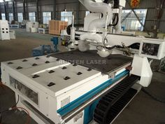 3 axis cnc router with drilling bank for furniture making is used on furniture cutting, engraving, drilling and so on. 3 Axis Cnc, Cnc Router Machine, Car Tools, Atc, Cabinet Doors, Furniture Making, Drill, Home, Hole Punch