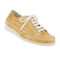 #Sneaker Gisbourne - nichts für Warmduscher! Hier direkt vom Hersteller für 99,90€  ♥Echtes Hirschleder ♥Super bequem ♥Keine Schwitzefüßchen ♥Austauschbares Fußbett