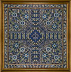 Cross Stitch Pillow, Cross Stitch Charts, Cross Stitch Patterns, Cross Stitching, Cross Stitch Embroidery, Blackwork, Palestinian Embroidery, Bead Loom Patterns, Color Studies
