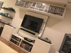 Super clean Gaming Console Setup and Game Room - Backward Compatible Video Game Blog