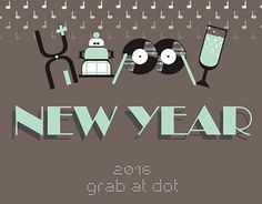 """Check out new work on my @Behance portfolio: """"Happy New Year !!!"""" http://be.net/gallery/32458279/Happy-New-Year-"""