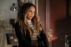 Production still from Riverdale, season (Source: Netflix/The CW) Vanessa Morgan, Riverdale Season 1, Riverdale Cast, Batwoman, The Cw, Jeffrey Campbell, Alice Olivia, Stranger Things, Marisol Nichols